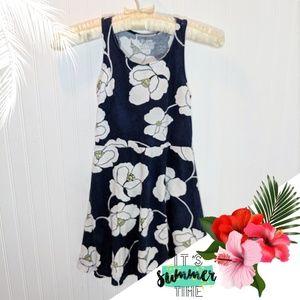 Old Navy Girls Floral Racer Back Summer Dress Sz S
